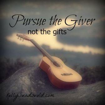 PursueTheGiver